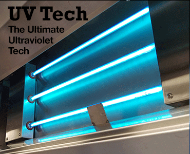 Self Cleaning UV Hood Technology