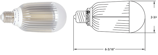 CKV LED Surface Mounted Lamp