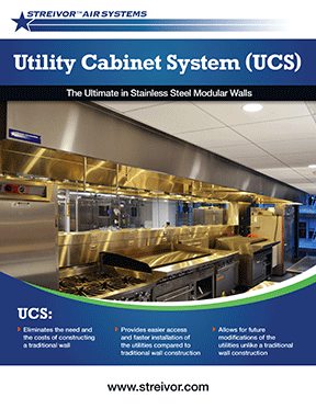Utility Cabinet System Brochure