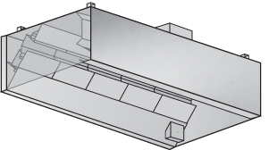 WCBD Hood for Commercial Kitchen