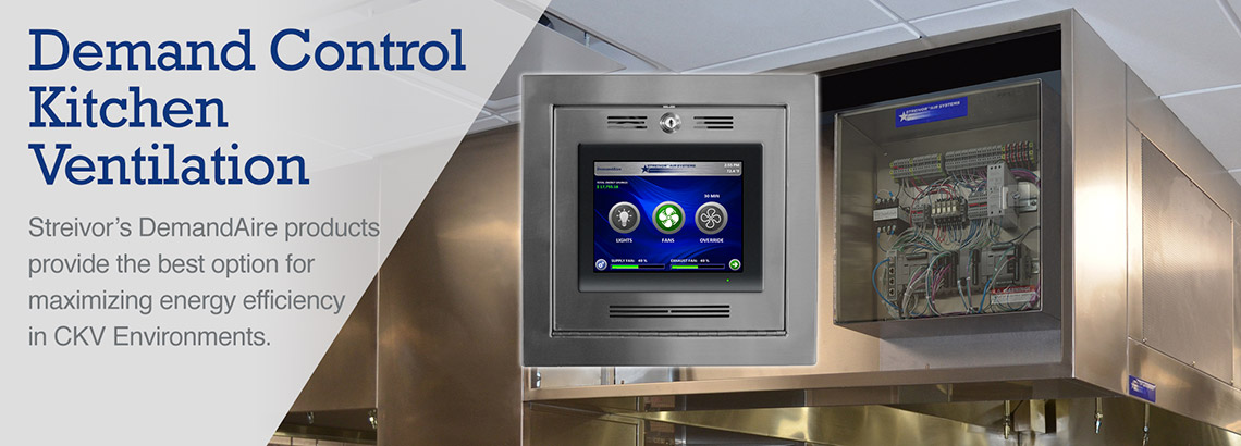 Demand Control Kitchen Ventilation Dckv Systems
