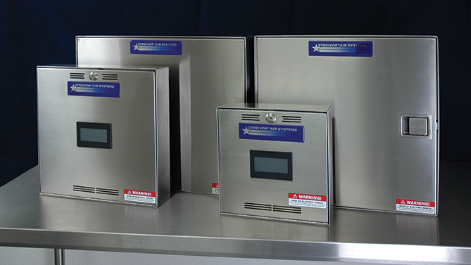 DemandAire Platinum, Gold, Silver and Bronze Demand Air Controls
