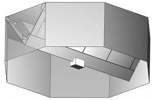 ICOD - Island Canopy Octagon Design
