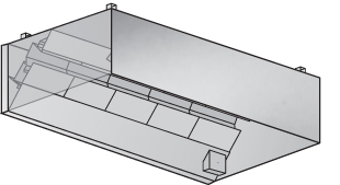 Type I Grease Extraction Hood