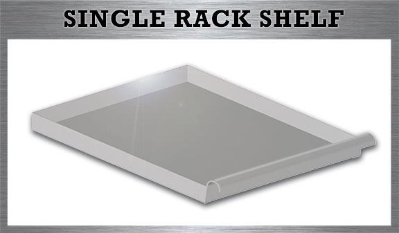 Single Rack Shelf
