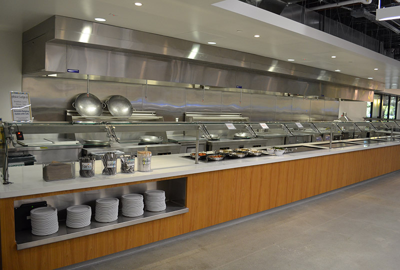 Streivor project gallery streivor air systems - Commercial kitchen vent hood designs ...
