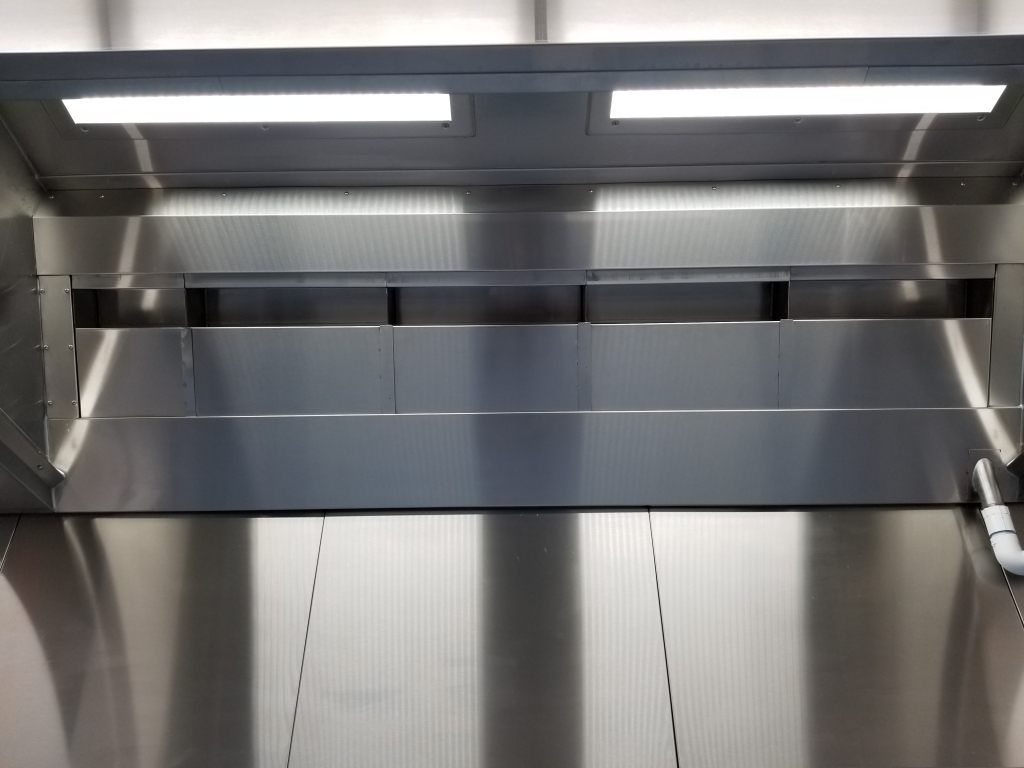 All Filters in Commercial Kitchen Hood