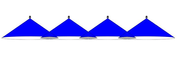 Nozzle Overlap 2D